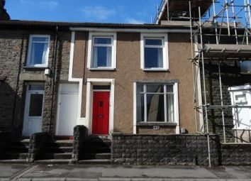 Thumbnail 3 bed terraced house to rent in Wood Road, Treforest, Pontypridd