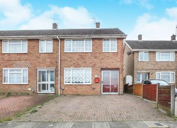 Thumbnail 3 bed semi-detached house for sale in Wheatfield Road, Luton