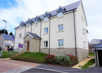 Thumbnail 2 bed flat for sale in Trelowen Drive, Penryn