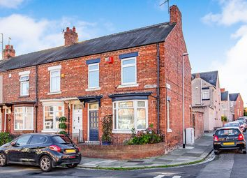 Thumbnail 3 bed terraced house for sale in Vine Street, Darlington
