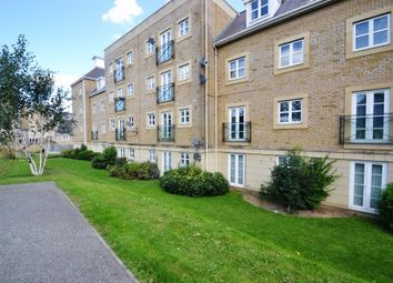 Thumbnail 2 bed flat for sale in Sandpiper Close, Greenhithe