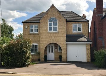 Thumbnail 4 bed detached house for sale in The Crescent, Melton Mowbray