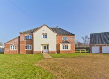 Thumbnail 5 bedroom detached house to rent in Station Road, Little Fransham, Dereham