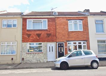 Thumbnail 3 bed terraced house to rent in Cuthbert Road, Portsmouth
