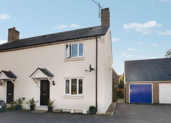 Thumbnail 2 bed semi-detached house for sale in Woodsford Close, Crossways, Dorchester