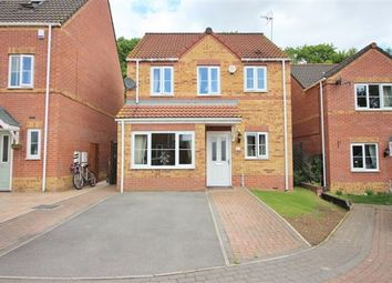 Thumbnail 3 bed detached house for sale in Pearwood Close, Rotherham