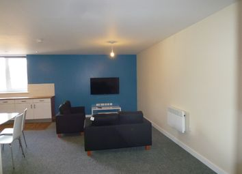 Thumbnail 5 bed flat to rent in London Road, Leicester