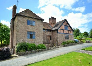 Thumbnail 4 bed detached house for sale in St. Michaels, Tenbury Wells