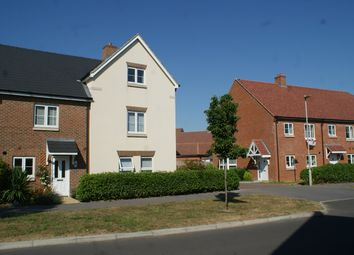 Thumbnail 2 bedroom terraced house to rent in Skylark Avenue, Emsworth