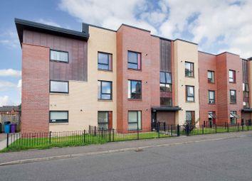 Thumbnail 2 bed flat for sale in Harhill Street, Govan, Glasgow