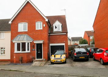 4 bed detached house for sale in Cormorant Drive, Stowmarket IP14