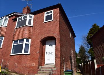 Thumbnail 3 bed semi-detached house for sale in Sandringham Road, Bredbury