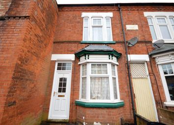 Thumbnail 3 bed terraced house to rent in Fairfield Street, Wigston