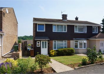 Thumbnail 3 bed semi-detached house for sale in Bolner Close, Chatham