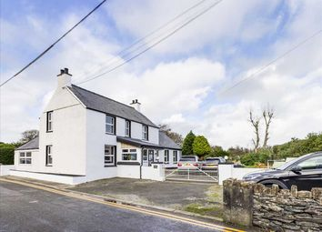 Thumbnail 4 bed detached house for sale in Dwyran, Llanfairpwllgwyngyll