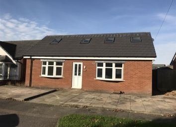 Thumbnail 3 bed bungalow for sale in Hurstbourne Crescent, Wolverhampton