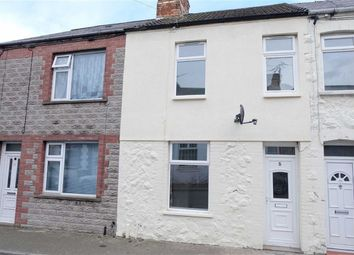 Thumbnail 2 bed terraced house for sale in Llewellyn Street, Barry, Vale Of Glamorgan
