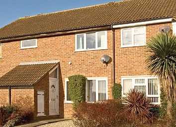 Thumbnail 3 bed terraced house to rent in Kent Close, St. Ives, Huntingdon
