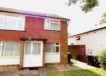 2 bed maisonette to rent in Bramley Close, Oakwood N14