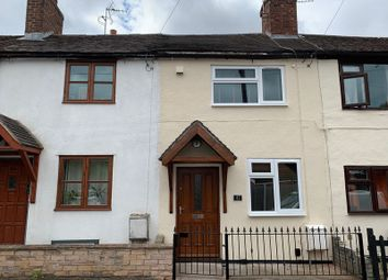 Thumbnail 1 bed terraced house to rent in Park Lane, Madeley, Telford