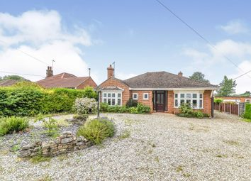 Thumbnail 2 bed detached bungalow for sale in Ryston End, Downham Market