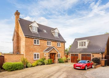 Thumbnail 5 bed detached house for sale in Brancaster Grove, Ermyn Way, Leatherhead, Surrey