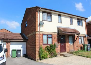 Thumbnail 2 bedroom semi-detached house for sale in Galloway Close, Basingstoke