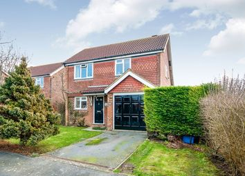 Thumbnail 4 bed detached house for sale in Heron Ridge, Polegate