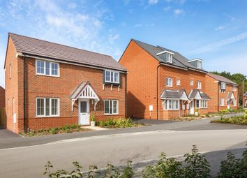 """Thumbnail 3 bed detached house for sale in """"York"""" at Robell Way, Storrington, Pulborough"""