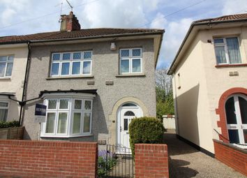 Thumbnail 3 bed semi-detached house for sale in Cottrell Road, Bristol
