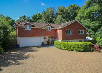 Thumbnail 4 bed detached house to rent in Parkside, Farnham