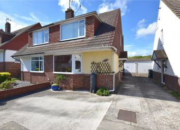 Thumbnail 3 bed semi-detached house for sale in Overdown Rise, Mile Oak, East Sussex