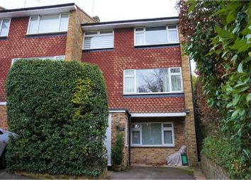 Thumbnail 4 bed town house for sale in Gravel Hill, Gerrards Cross