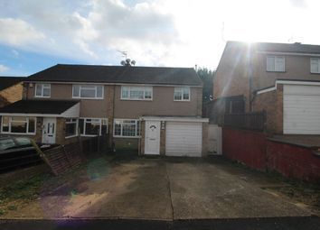 Thumbnail 3 bed terraced house to rent in Homefield Road, Bushey