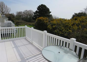Thumbnail 2 bedroom mobile/park home for sale in Napier Road, Rockley Holiday Park, Poole