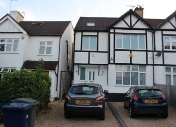 Thumbnail 2 bed flat for sale in Delamere Gardens, London