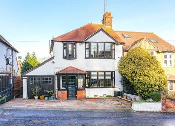 Thumbnail 3 bed semi-detached house for sale in Scotland Road, Buckhurst Hill, Essex