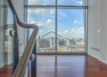 Thumbnail 3 bed flat to rent in The Perspective Building, 100 Westminster Bridge Road, Waterloo