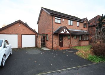 Thumbnail 4 bedroom detached house for sale in Birkdale Drive, Kidsgrove, Stoke-On-Trent