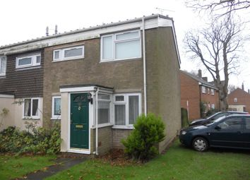 Thumbnail 2 bed end terrace house for sale in Ormesby Road, Raf Coltishall, Norwich