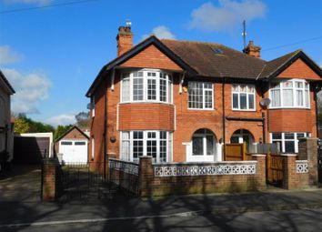 Thumbnail 4 bed semi-detached house for sale in Drummond Road, Skegness, Lincs