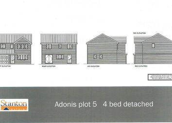 Thumbnail 4 bedroom detached house for sale in Bosworth Way, Long Eaton, Nottingham