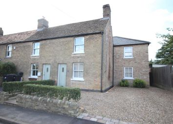 Thumbnail 4 bed end terrace house for sale in High Street, Stretham, Ely