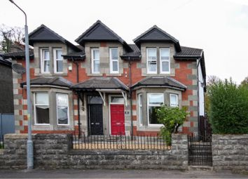 Thumbnail 3 bed semi-detached house for sale in Glenpath, Dumbarton