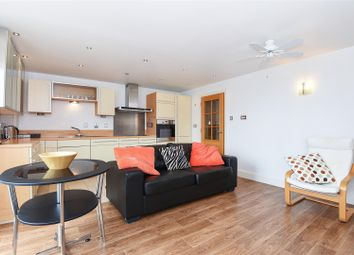 Thumbnail 1 bedroom flat for sale in The Canalside, Gunwharf Quays, Portsmouth