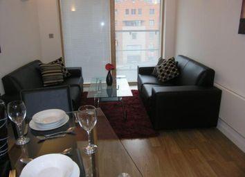 Thumbnail 2 bedroom flat to rent in West Point, Wellington Street, Leeds