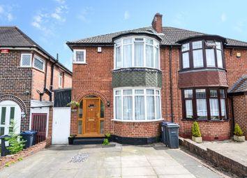 Thumbnail 3 bedroom semi-detached house for sale in Dockar Road, Northfield, Birmingham