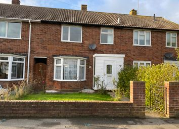 Thumbnail 3 bed terraced house for sale in Crabtree Road, Rainham