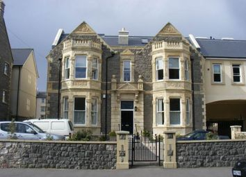 Thumbnail 2 bedroom flat to rent in Clarence Road North, Weston-Super-Mare, North Somerset