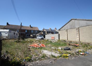 Thumbnail Land for sale in Campbell Street, Tow Law, Bishop Auckland, Co Durham